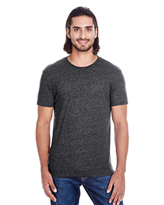 Black Triblend Unisex Triblend Short-Sleeve T-Shirt