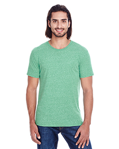 Green Triblend Unisex Triblend Short-Sleeve T-Shirt