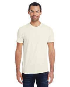 Cream Triblend Unisex Triblend Short-Sleeve Tee