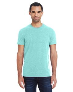 Mint Triblend Unisex Triblend Short-Sleeve T-Shirt