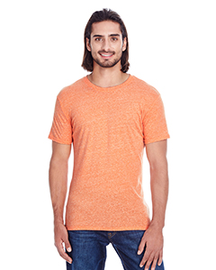 Orange Triblend Unisex Triblend Short-Sleeve Tee