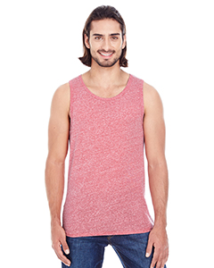 Red Triblend Unisex Triblend Tank