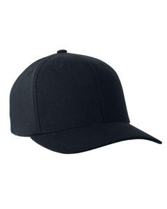 Black 110 Performance Serge Solid Cap