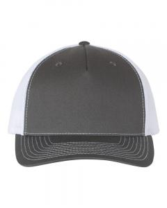 Charcoal/ White Trucker Cap