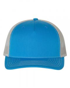 Cobalt Blue/ Grey Trucker Cap