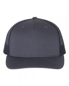 Ombre Blue/ Navy Trucker Cap
