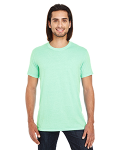 Mint Unisex Pigment Dye Short-Sleeve T-Shirt
