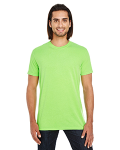 Lime Unisex Pigment Dye Short-Sleeve T-Shirt
