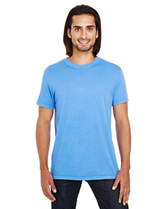 Royal Unisex Pigment Dye Short-Sleeve T-Shirt