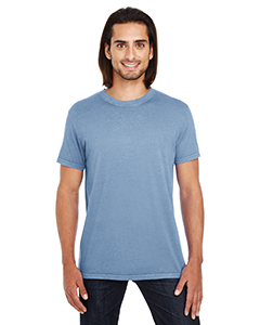 Denim Unisex Pigment Dye Short-Sleeve T-Shirt