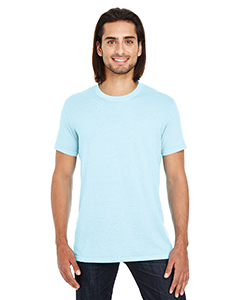 Chambray Unisex Pigment Dye Short-Sleeve T-Shirt