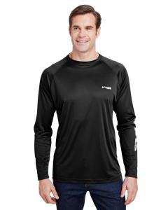 Black Terminal Tackle™ Long-Sleeve T-Shirt