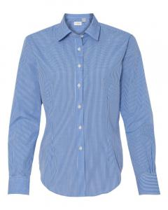 Periwinkle Women's Gingham Check Shirt