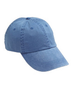 Deck Blue Solid Low-Profile Pigment-Dyed Cap