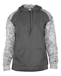 Grpht/ Grpht Bln Adult Sport Blend Performance Hooded Sweatshirt
