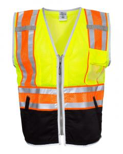 Lime Ultimate Reflective Vest