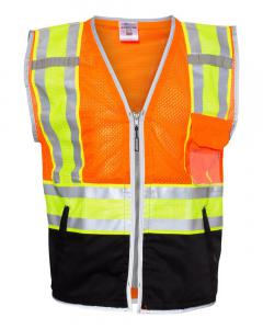Orange Ultimate Reflective Vest