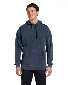 Denim 9.5 oz. Garment-Dyed Pullover Hood