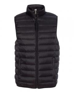 Black 32 Degrees Packable Down Vest
