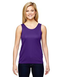 Purple Ladies' Training Tank