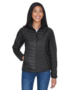 Black Ladies Oyanta Trail Insulated Jacket