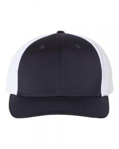 Navy/ White Performance Trucker Cap