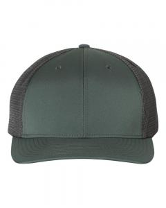 Charcoal/ Charcoal Performance Trucker Cap