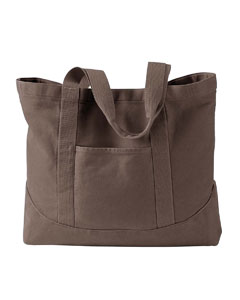 Java 14 oz. Pigment-Dyed Large Canvas Tote