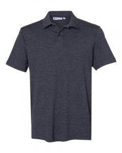 Graphite/ Black Cool Last Two-Tone Lux Sport Shirt