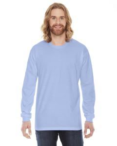Baby Blue Unisex Fine Jersey Long-Sleeve T-Shirt
