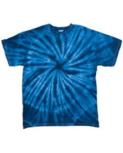Forest Adult Cyclone Pinwheel Short Sleeve T-Shirt