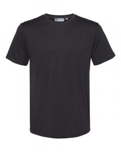 Heather Black Cool Last Heathered Lux T-Shirt