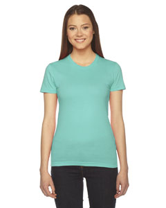 Mint Ladies' Fine Jersey Short-Sleeve T-Shirt