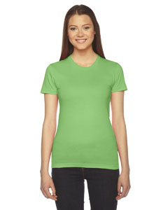 Grass Ladies' Fine Jersey Short-Sleeve T-Shirt