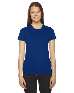 Lapis Ladies' Fine Jersey Short-Sleeve T-Shirt