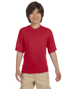 True Red Youth 5.3 oz. DRI-POWER® SPORT T-Shirt