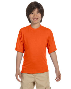 Safety Orange Youth 5.3 oz. DRI-POWER® SPORT T-Shirt