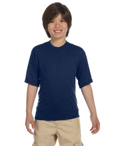 J Navy Youth 5.3 oz. DRI-POWER® SPORT T-Shirt