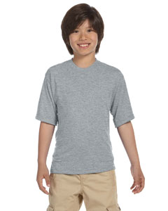 Athletic Heather Youth 5.3 oz. DRI-POWER® SPORT T-Shirt