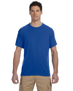 Royal 5.3 oz., 100% Polyester SPORT with Moisture-Wicking T-Shirt