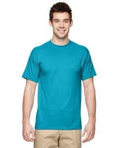 California Blue 5.3 oz., 100% Polyester SPORT with Moisture-Wicking T-Shirt
