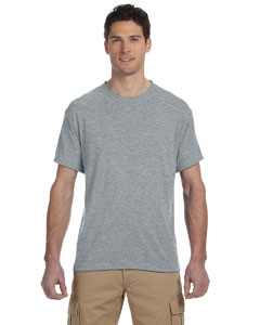 Athletic Heather 5.3 oz., 100% Polyester SPORT with Moisture-Wicking T-Shirt