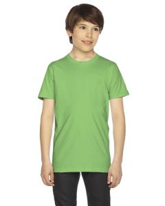 Grass Youth Fine Jersey Short-Sleeve T-Shirt