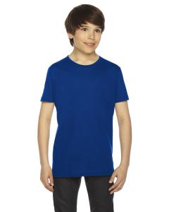 Lapis Youth Fine Jersey Short-Sleeve T-Shirt