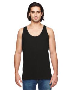 Black Unisex Power Washed Tank