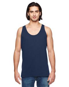 Navy Unisex Power Washed Tank
