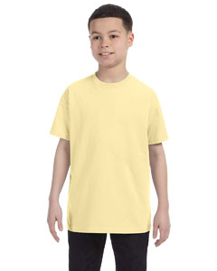 Yellow Haze Youth 5.6 oz., 50/50 Heavyweight Blend™ T-Shirt
