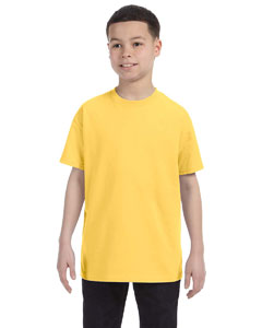 Island Yellow Youth 5.6 oz., 50/50 Heavyweight Blend™ T-Shirt