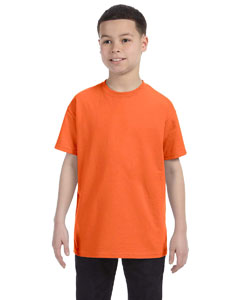 Tenn Orange Youth 5.6 oz., 50/50 Heavyweight Blend™ T-Shirt