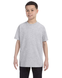 Ash Youth 5.6 oz., 50/50 Heavyweight Blend™ T-Shirt